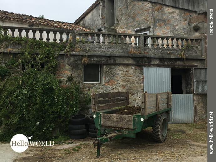Kleine Dorfschau an der spanischen Nordküste