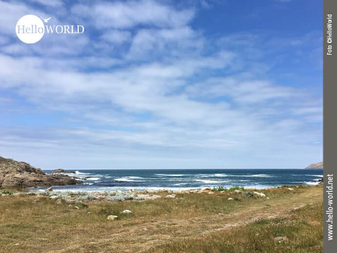Meerblick am Praia de Moreira
