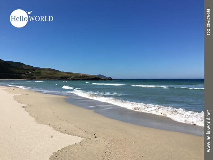 Momentaufnahme am Praia de Nemina