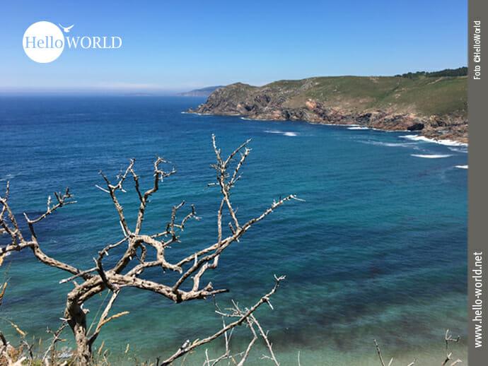 Traumhafter Blick an der spanischen Nordküste