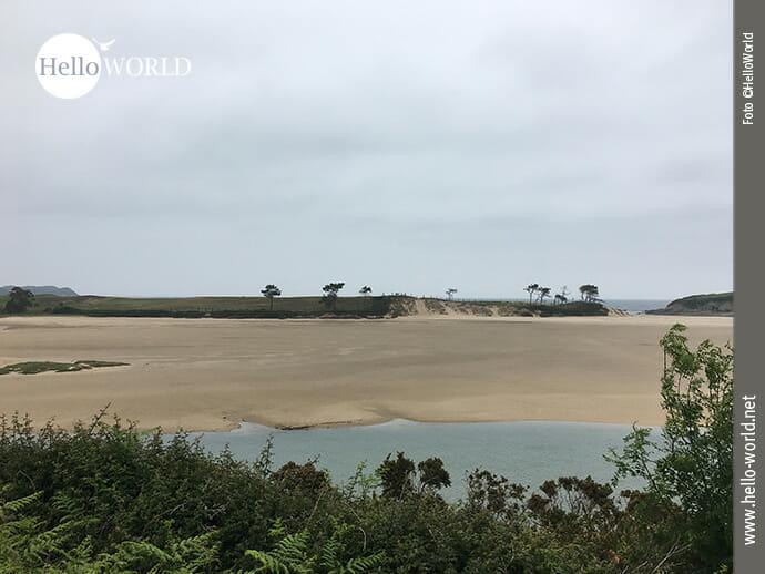 Unendlich weite Strände an der spanischen Nordküste