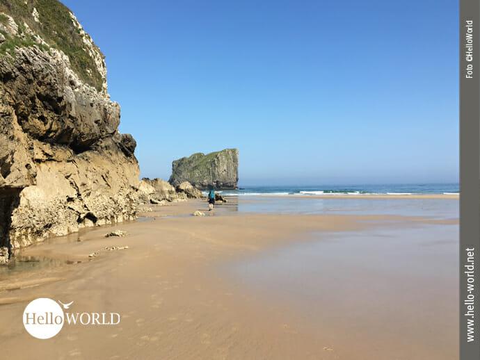 Absoluter Lieblingsstrand: Playa de San Martin