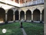 Jahrhunderte alt: Das Kloster in Zenarruza