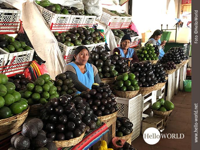 Märkte in Südamerika: Paradies für Avocado-Liebhaber