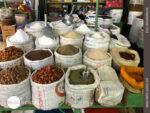 Gewürzangebot in einem Mercado