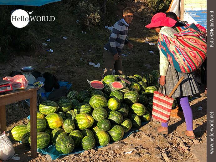 Melonen für wenige Cent