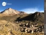Dorfruinen in Boliviens Weite