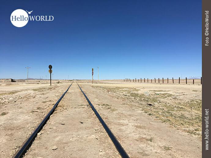 Schienenverkehr in Südamerika