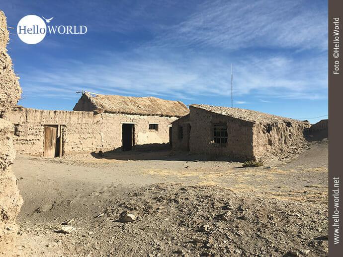 Ganz einfach: Dorfansichten in Südamerika