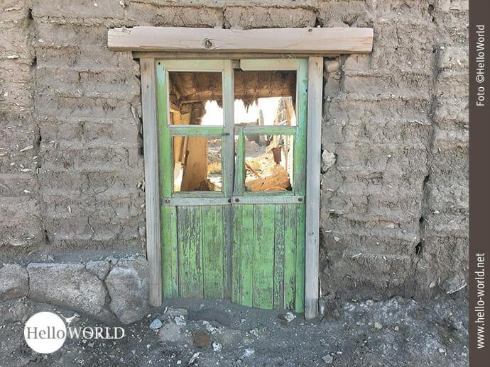 """""""Stillleben"""" im bolivianischen Dorf"""