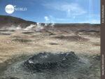 """Sol de Manana"": rießiges Geothermalgebiet in Bolivien"