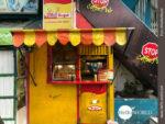 Fastfoodladen in Bolivien