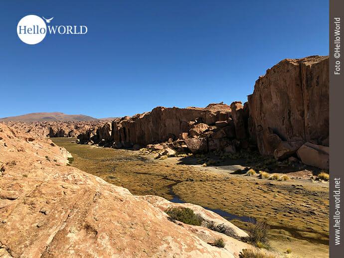 Traumhafte Landschaften im Herzen Boliviens