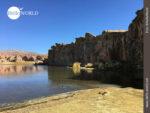 Sagenhaft: die Laguna Negra vor Augen