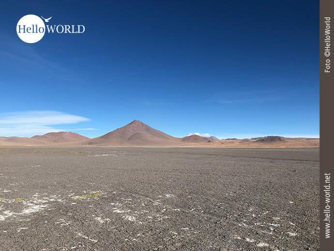 Unvergleichlich: die Weite Boliviens