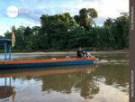 Angelspaß im Amazonasgebiet