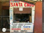Gewöhnungsbedürftig: südamerikanische Poststelle