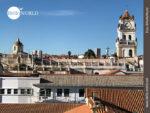 Über den Dächern von Sucre: eine Impression