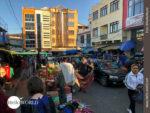 Zehn Häuserblocks groß: der Mercado Campesino in Sucre