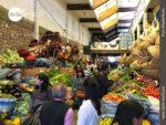 Blick in die Gänge des Mercado Central