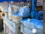 Blockweise: das Käseangebot in den Mercados