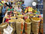 Üppig: das Nudelangebot in den Mercados