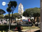 Beschaulich: der Plaza 25 de Mayo abseits der Streikphase