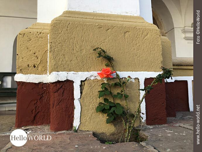 Romantik hinter nostalgischen Mauern