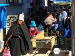 Treffpunkt der Indigenas: Sonntagsmarkt in Tarabuco