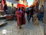Yampara: ein Stück Kultur in Tarabuco