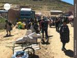 """Die """"andere"""" Seite des Sonntagsmarkts in Tarabuco"""