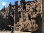 Beeindruckende Felsformation: Valle de los Machos