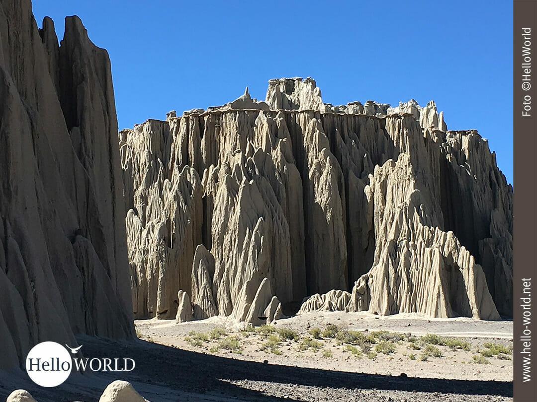 """Schnappschuss: """"La ciudad del encanto"""" in Bolivien"""