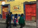 In den Dörfern von Ecuador