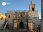 Baujahr 1575: Iglesia de San Agustin in Arequipa