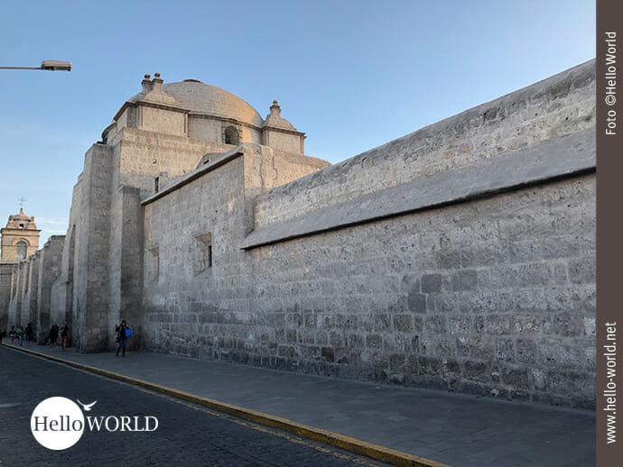 Im Herzen von Arequipa: Kloster Santa Catalina