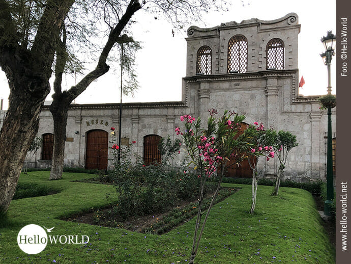 Museo Historico in Arequipa