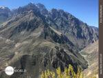 Unglaublich: Blick in das Colca Tal in Peru