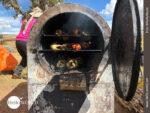 In Peru auf dem Grill: ganzes Meerschweinchen