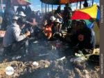 """Coole Truppe: Junge PeruanerInnen feiern """"ihr"""" Inti Raymi"""