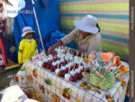 Da strahlen Kinderaugen: süße Äpfel