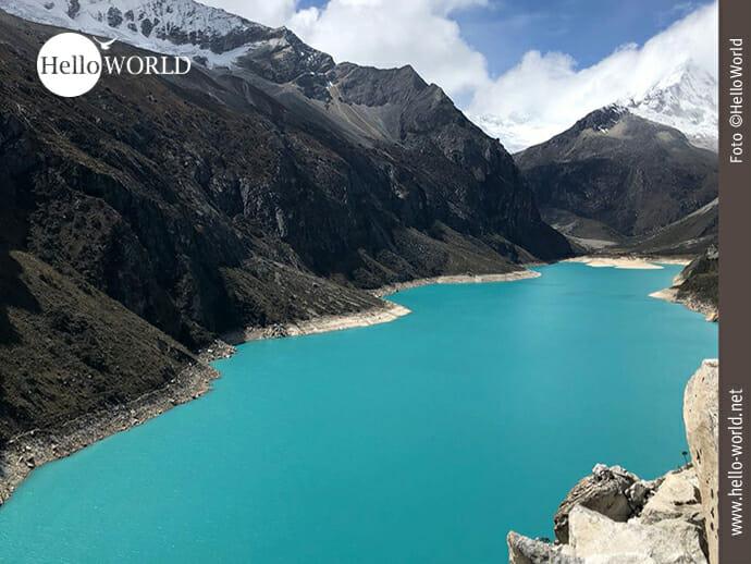 Laguna Paron: Traum auf 4.200 Metern Höhe