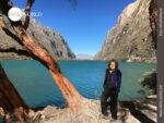 Auf Wanderschaft in der Cordillera Blanca