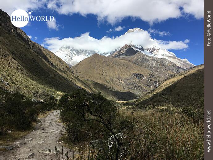 Wandertraum: der Nationalpark Huascarán