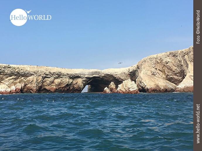 Isla Ballestas: Inselgruppe und Ausflugsziel in Südperu