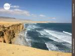Toller Küstenblick im Nationalreservat Paracas