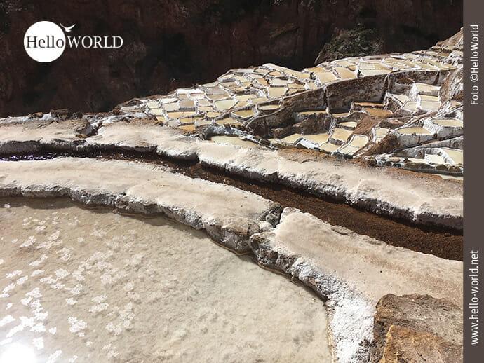Salinas de Maras: Perus weißes Gold