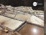 Funkeln in der Sonne: die Salzbecken der Salinas de Maras