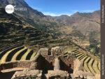 Weitblick hinab in das heilige Tal der Inka