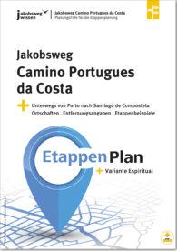 Jakobsweg Camino Portugues da Costa: Planungshilfe Titelblatt